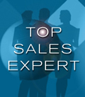 The Top Sales Experts widget