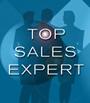 The Top Sales Experts widget